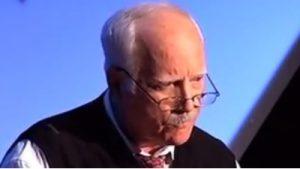 Public speaker video: Richard Dreyfuss